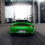 TECHART Porsche 911 Carrera 4S rear
