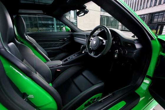 TECHART Porsche 911 Carrera 4S Interior