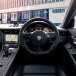 TECHART Porsche 911 Carrera 4S dashboard