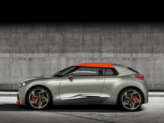 Kia Provo Concept Vehicle