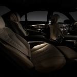 2014 Mercedes-Benz S-Class reclining seats