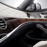 2014 Mercedes-Benz S-Class dashboard