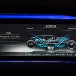 2014 Mercedes-Benz S-Class touch screen