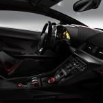 Lamborghini Veneno Supercar interior