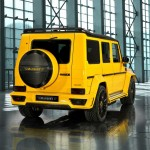 Mansory tuned Mercedes-Benz G63 AMG Gronos Back