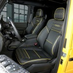 Mansory Mercedes-Benz G63 AMG Gronos interior
