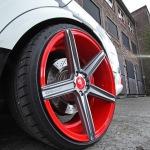 Mercedes-Benz C63 AMG tuning