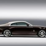 2014 Rolls Royce Wraith side