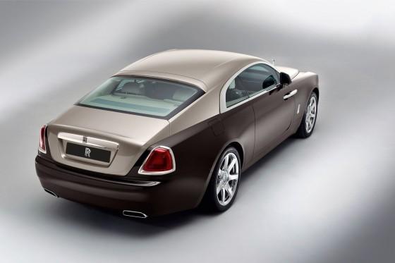 2014 Rolls Royce Wraith test drive