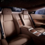 2014 Rolls Royce Wraith starry night headliner