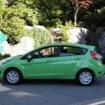 Ford Fiesta 1.0 side