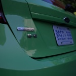 Ford Fiesta 1.0 SFE badges